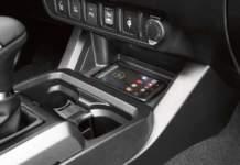 Ricarica wireless Toyota
