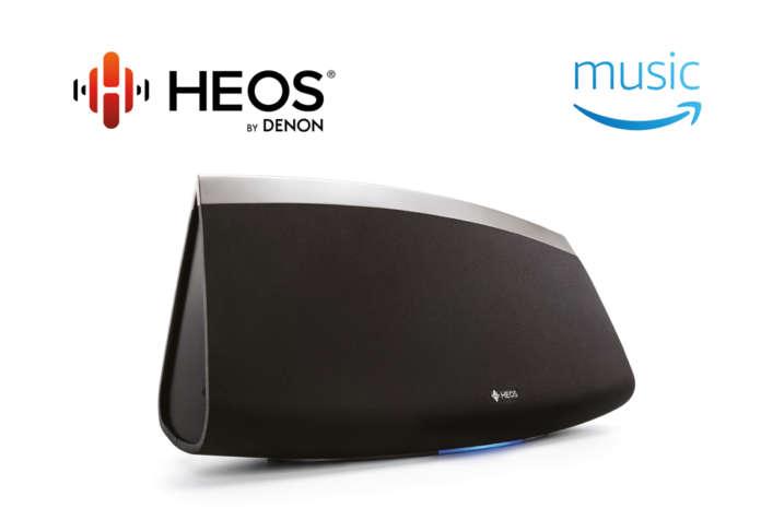 Denon Heos Amazon Music