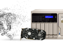 Nas qnap ts-877_AMD-NVIDIA