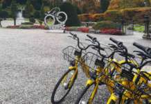 bike sharing free floating di ofo