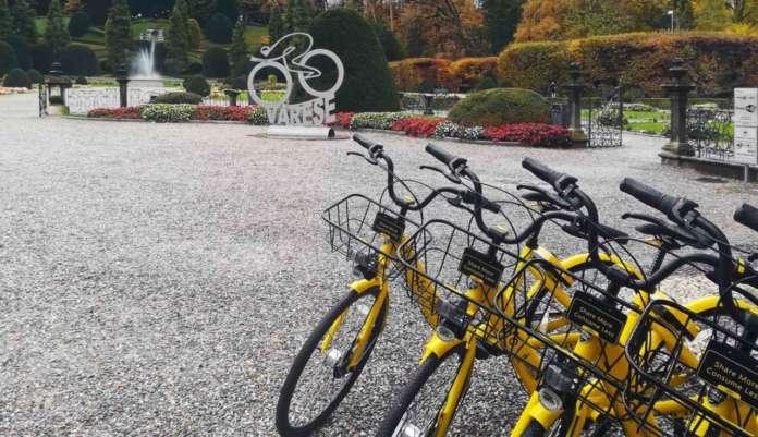 bike sharing free floating di ofo