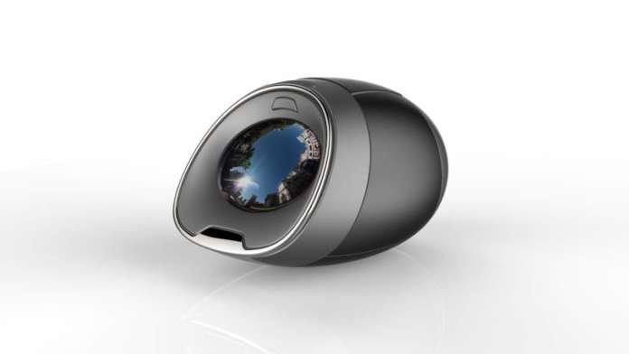 Tamaggo 360LiveCam video a 360