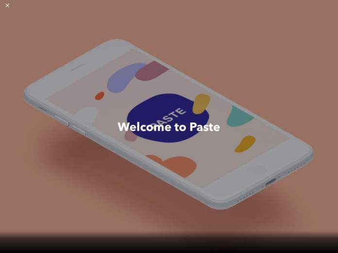 Paste by FiftyThree
