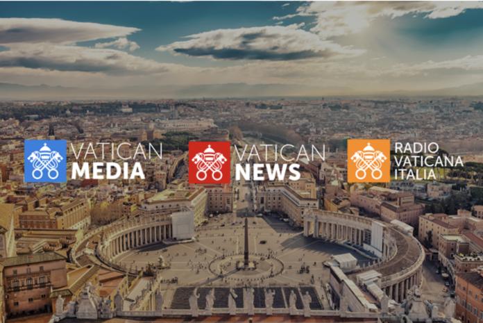 Nuovi loghi comunicazione media vaticani