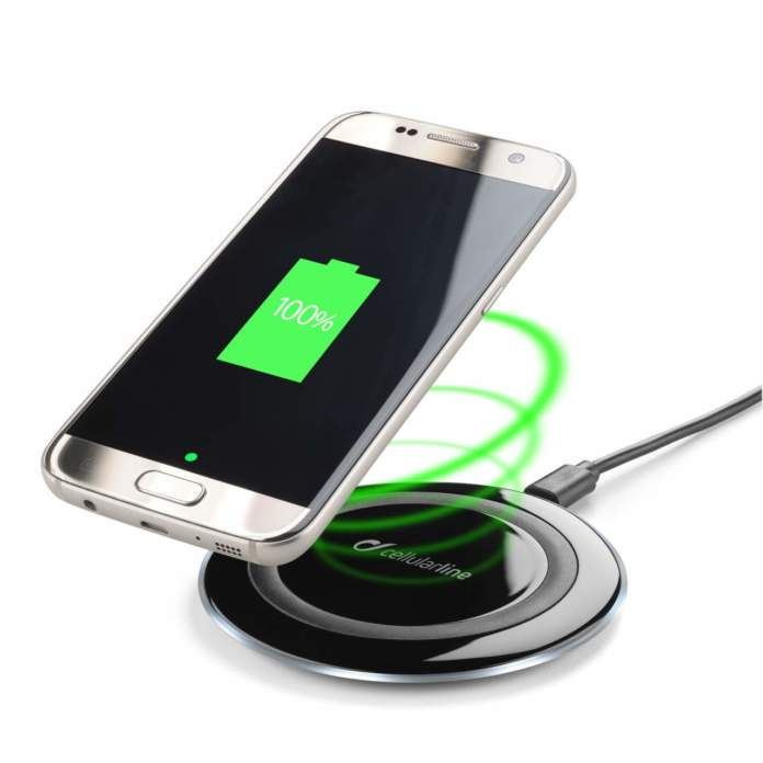 ricarica Wireless Charger Cellularline