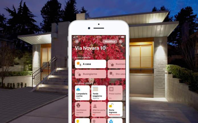 Aggiornamento iOS 11.2.1 Casa