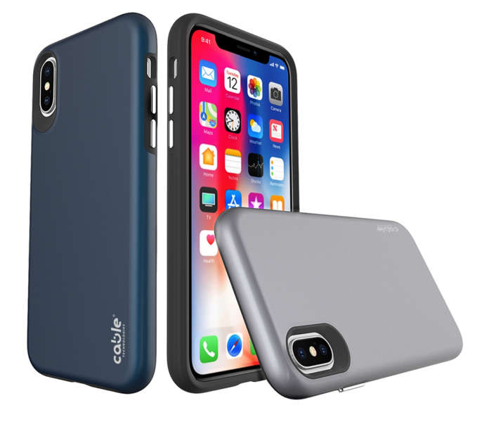 Strong case for iPhone X