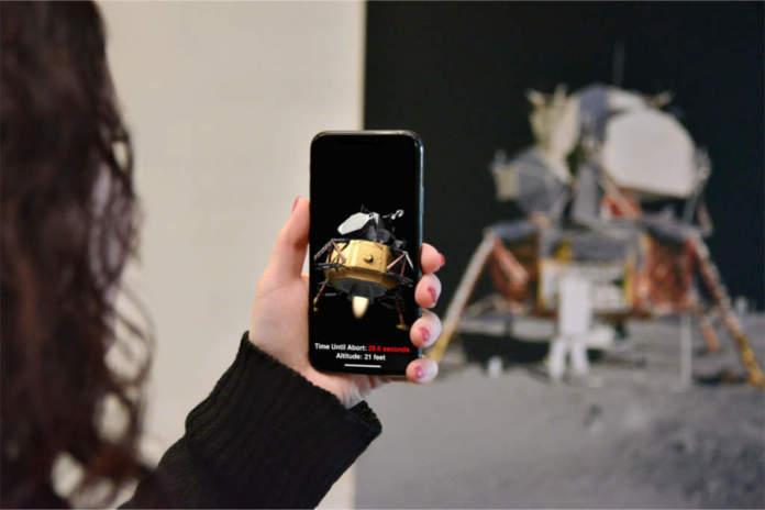 Apple AR iOS 11.3