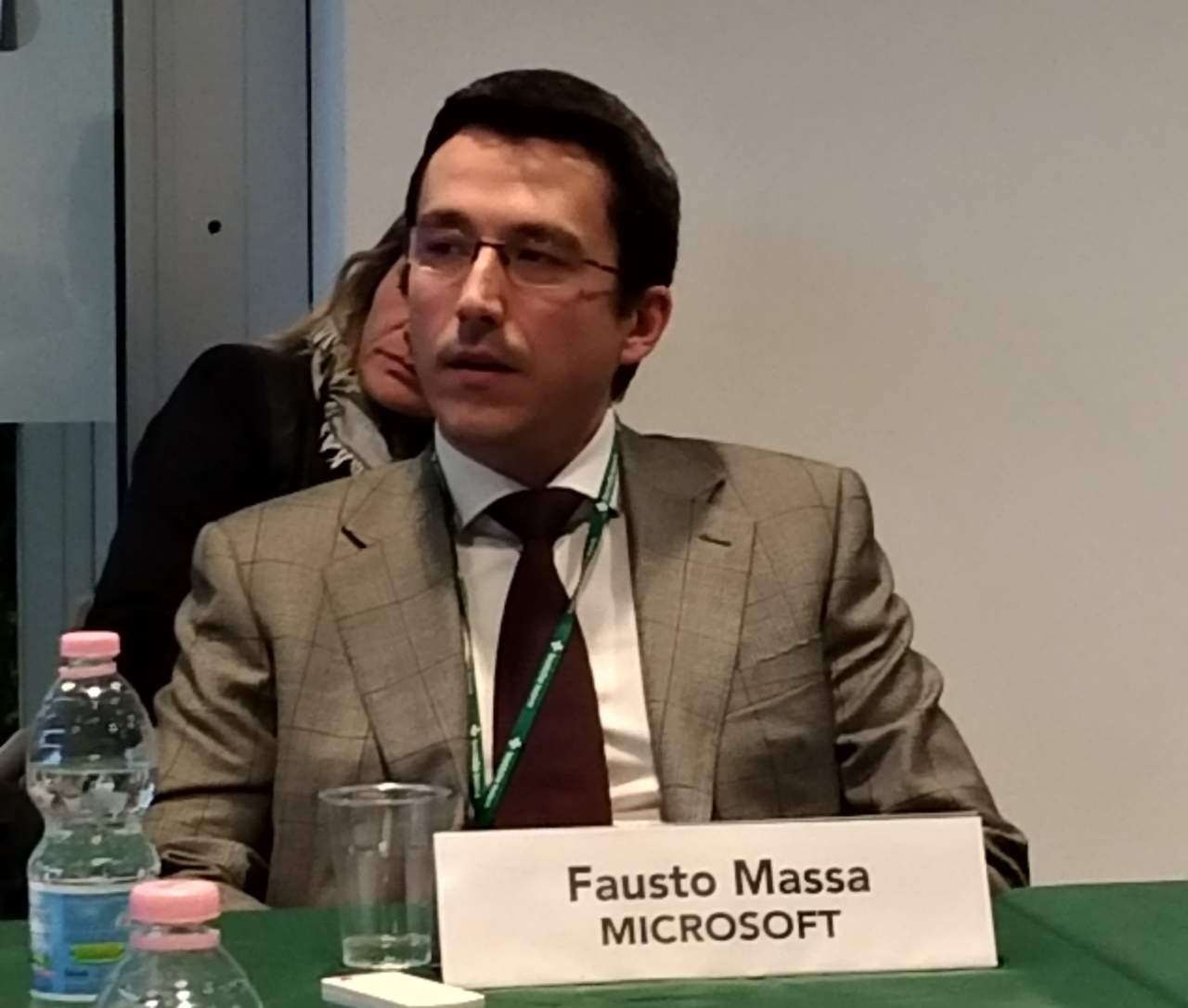 Fausto Massa Microsoft