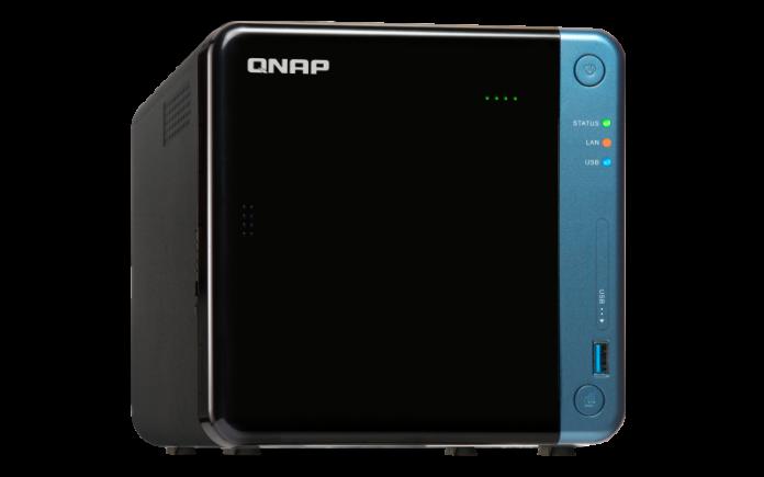 NAS QNAP TS-453Be