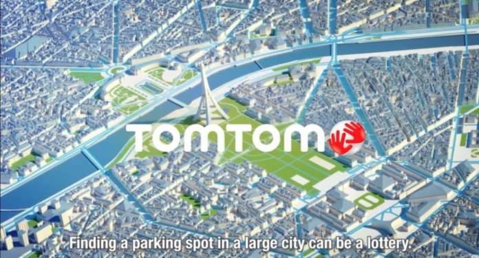 Parcheggio TomTom On-Street Parking