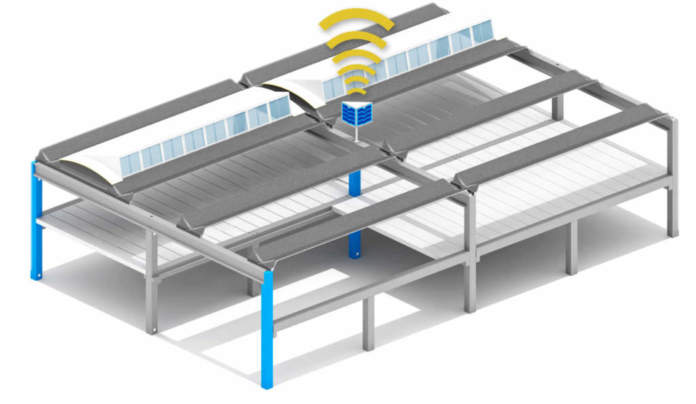 Con Manini Connect, l'azienda Manini Prefabbricati svela un sistema IoT di analisi e monitoraggio integrato negli edifici prefabbricati
