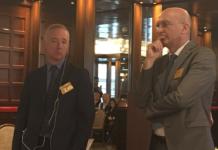 John Davison, Chief Executive Officer di Pillarstone e Presidente di Sirti e Roberto Loiola, Amministratore Delegato di Sirti SpA