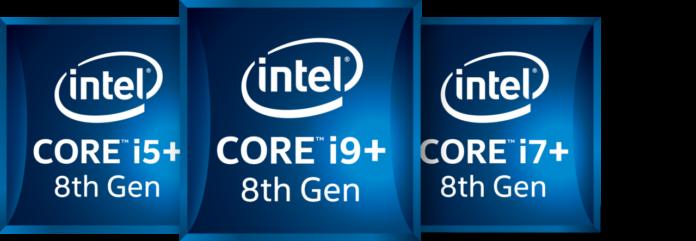 piattaforma Intel Core di ottava generazione con Tecnologia Optane