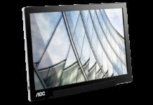 AOC I1601FWUX display USB