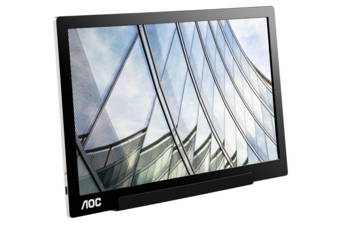 AOC I1601FWUX display USB