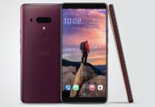 HTC U12+ Red