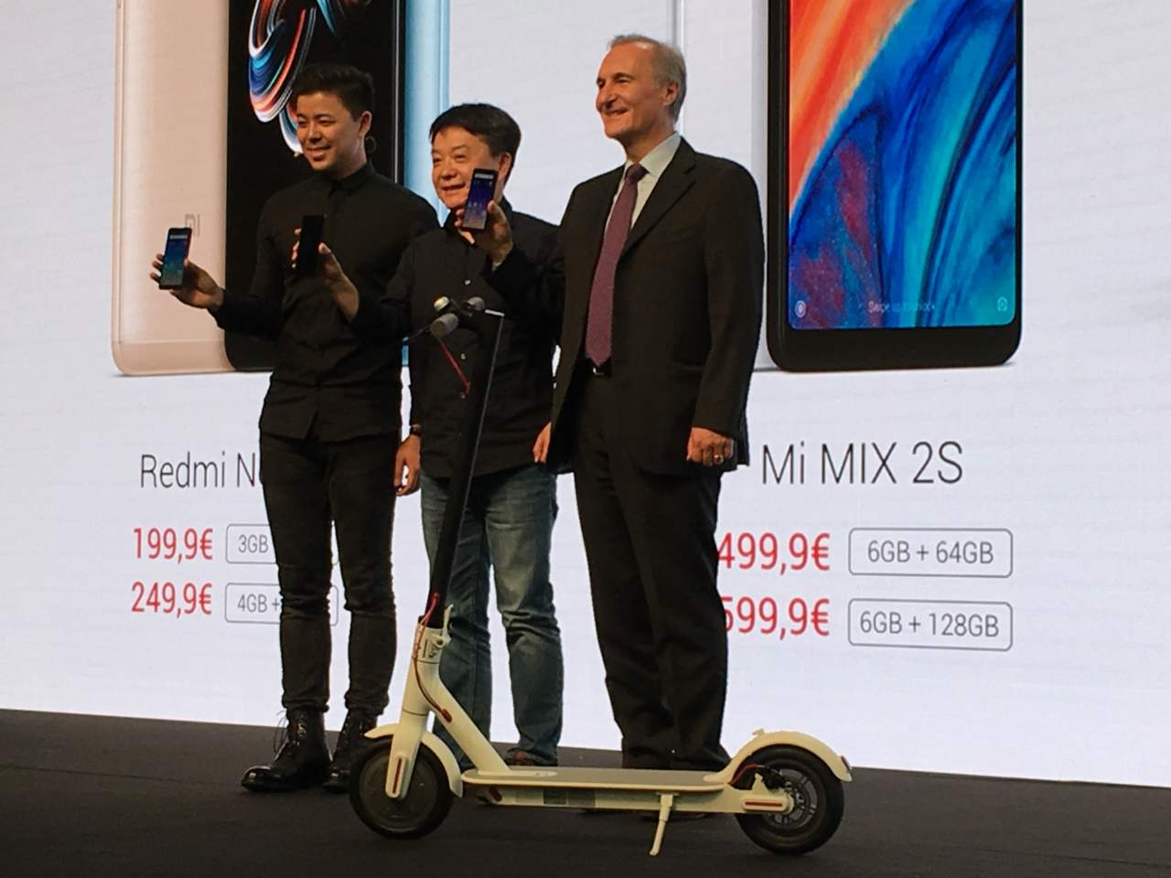 Xiaomi management
