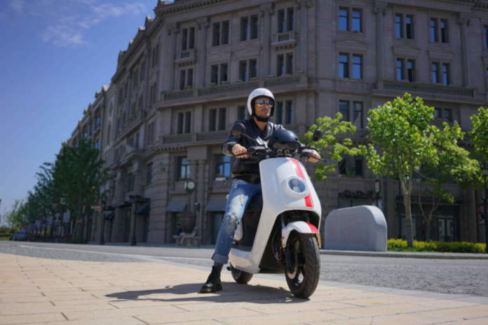 scooter elettrici smart di NIU
