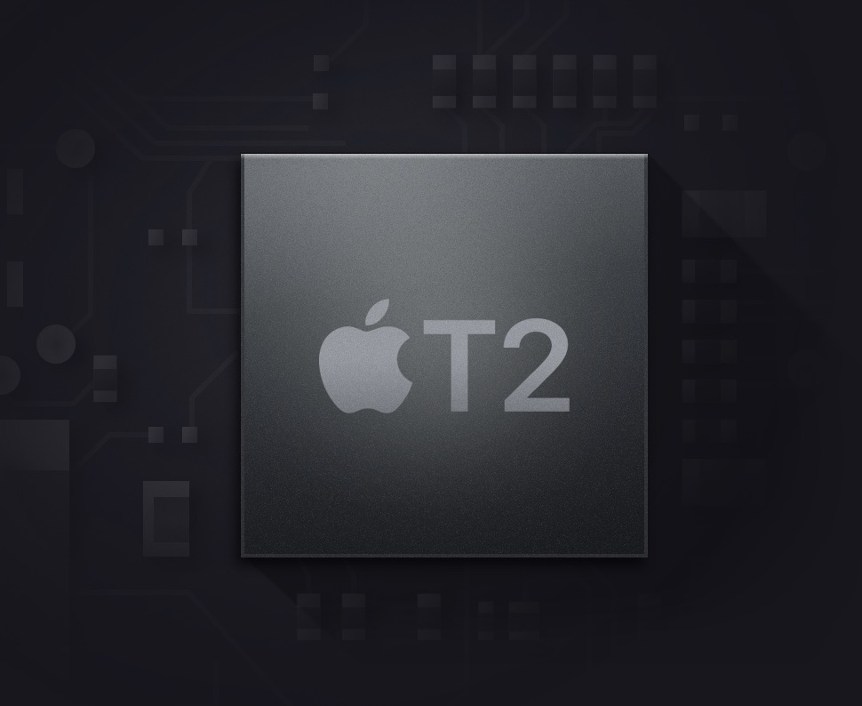 MacBook Pro chip T2