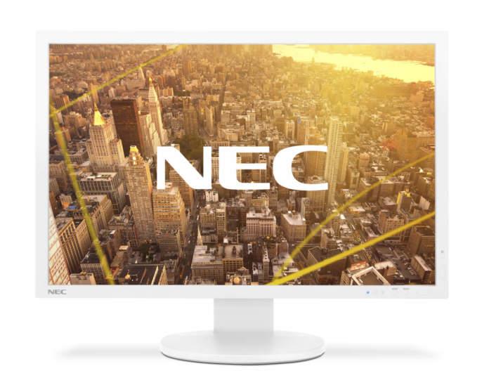 NEC MultiSync PA243W, LCD 24