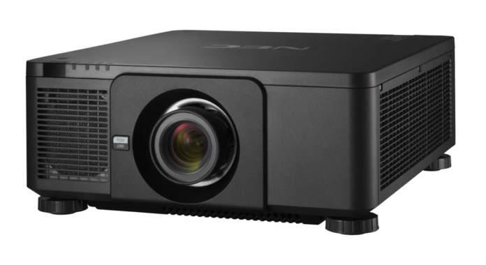 NEC PX1005QL, Proiettore Laser