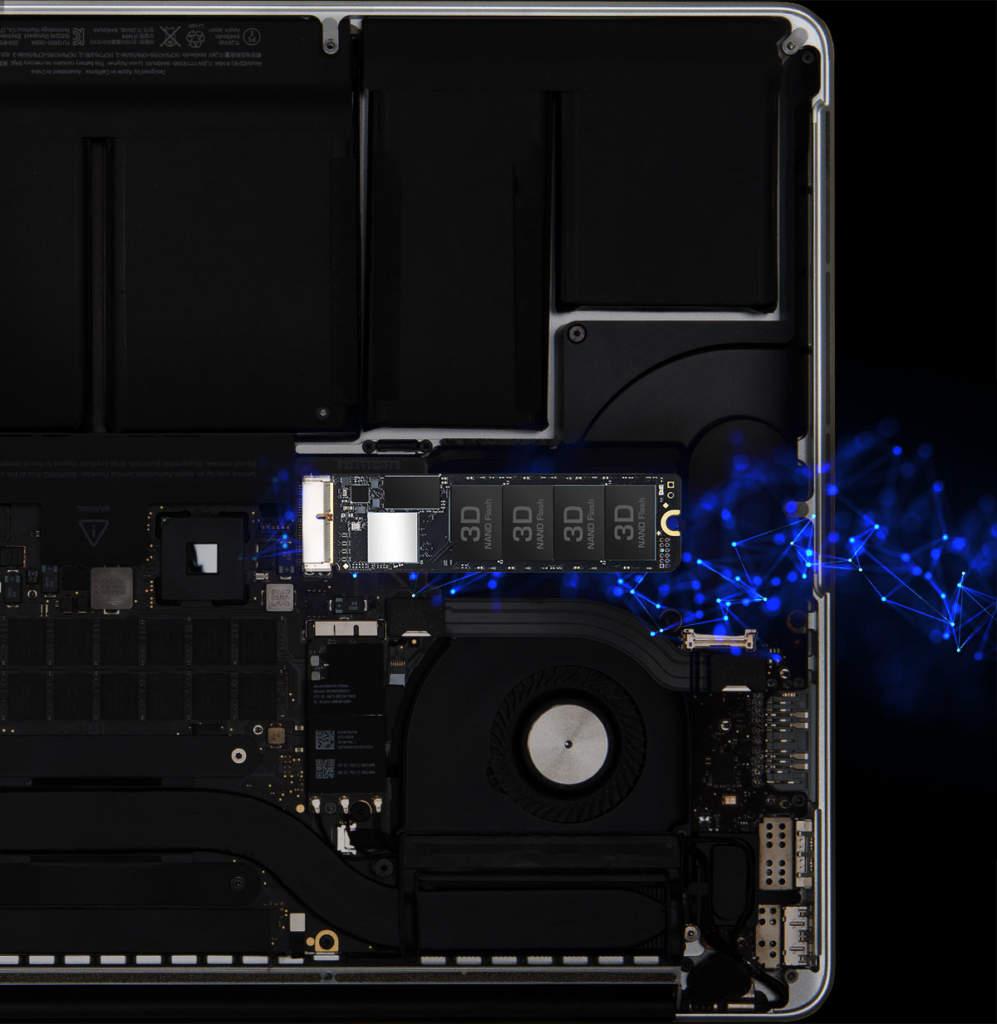SSD JetDrive di Transcend