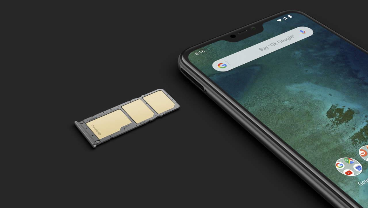 Xiaomi mi a2 e mi a2 lite nuova generazione di android one 01net