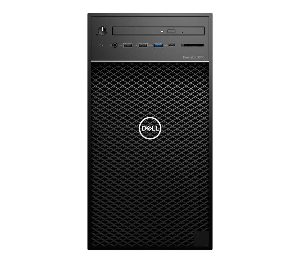 workstation Dell Precision entry-level