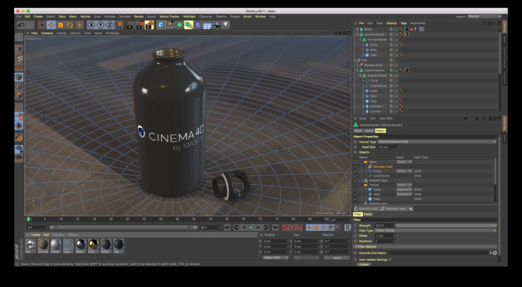 Cinema 4D Release 20