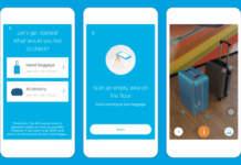 app KLM per iOS