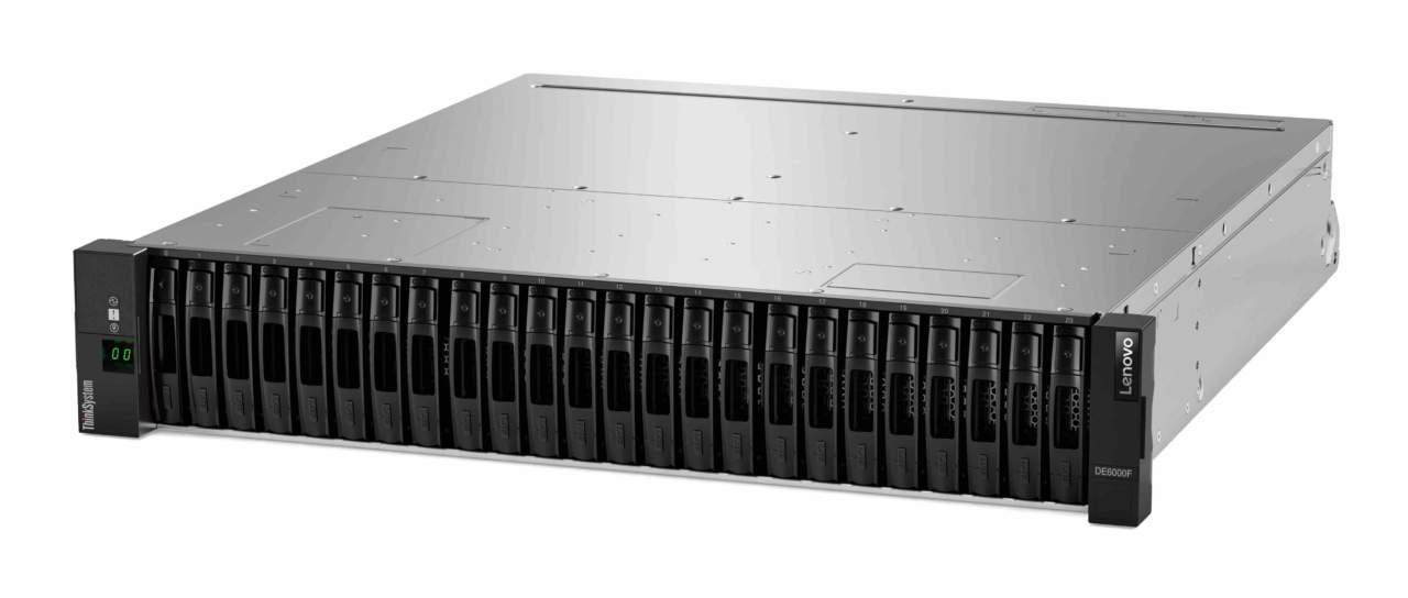Lenovo ThinkSystem DE Series_DE6000F_2U_24_FLVW