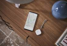 SmartThings Tracker di Samsung