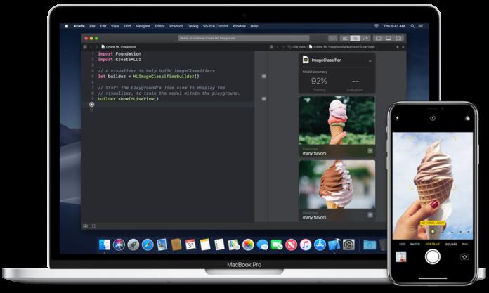 Apple MacBook Pro iPhone developer
