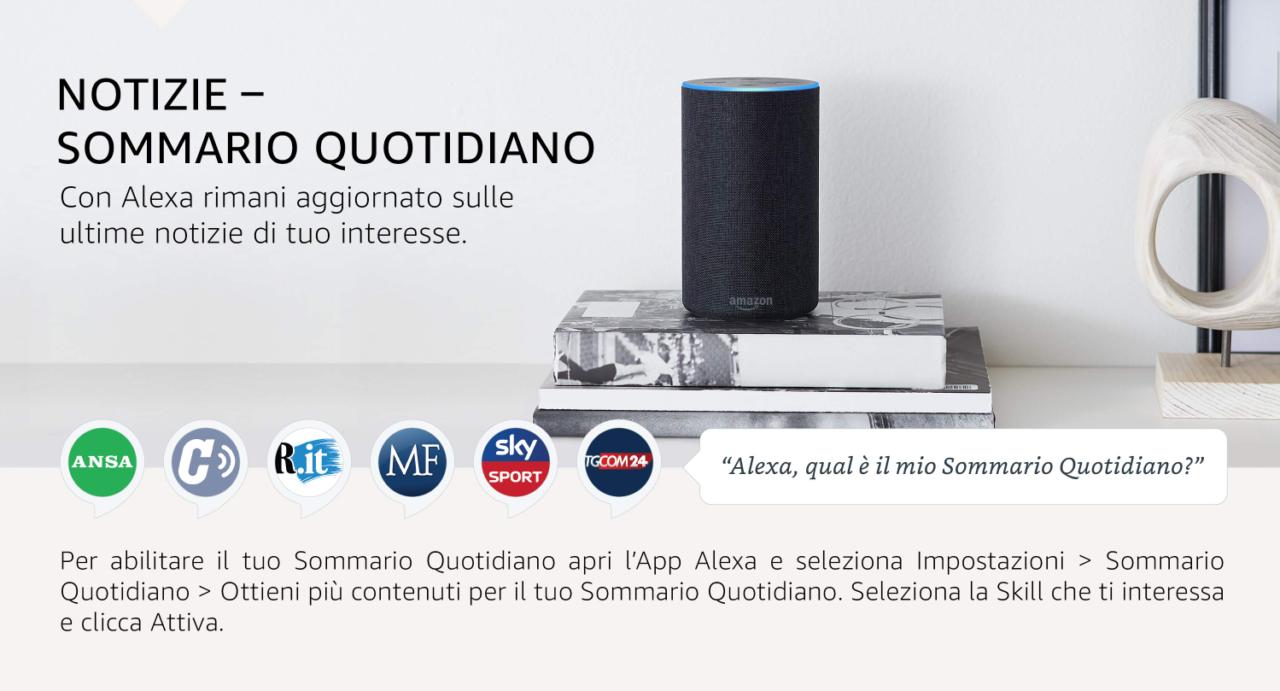 786e7f17f0 Amazon Alexa: come sviluppare skill in italiano | 01net