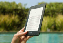 Kindle Paperwhite di Amazon