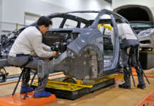 Hyundai Motor Group robot industriali indossabili