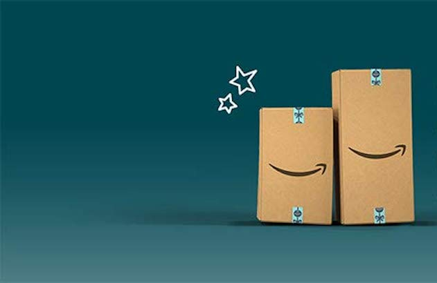0b5d105790bf05 Amazon, per una settimana la spedizione standard è gratuita | 01net