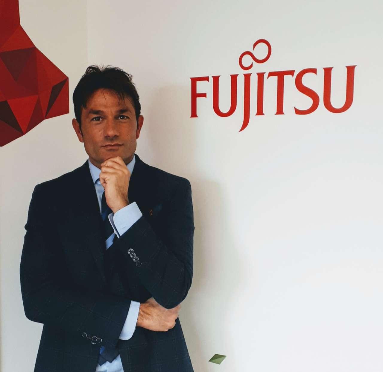 Massimiliano Grippaldi Regional Sales Manager PFU