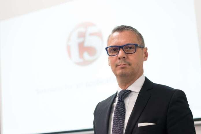 Maurizio Desiderio Country Manager F5 Italia e Malta parla di Multi-Cloud