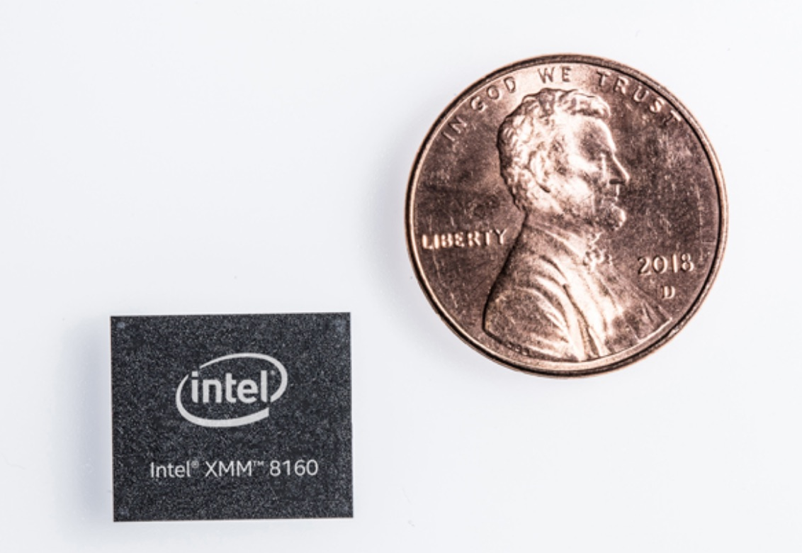 Modem 5G Intel XMM_8160