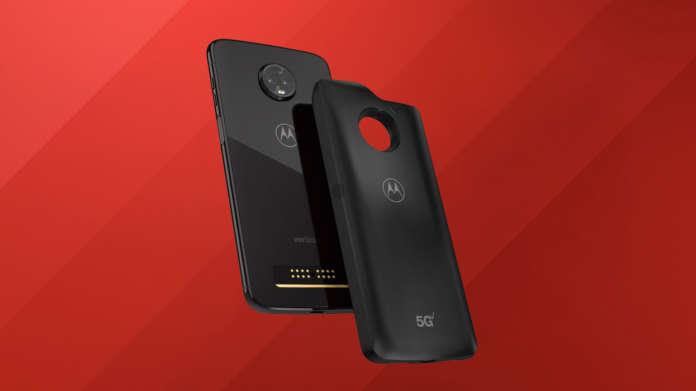 Motorola moto z3 5g