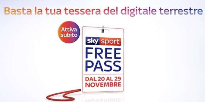 Sport Sky Free Pass