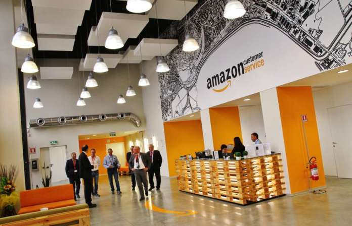 Customer Service Amazon di Cagliari