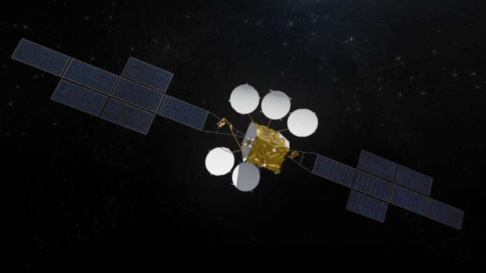 Eutelsat Hotbird internet via satellite