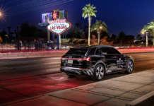 Audi e-tron auto Ces