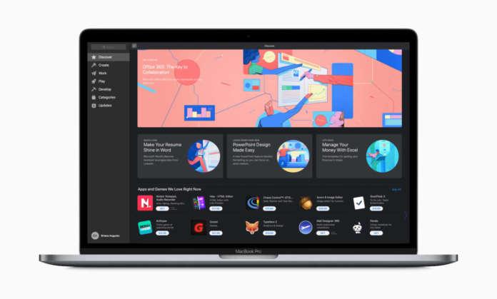 Office 365 su Mac App Store