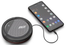speakerphone Plantronics
