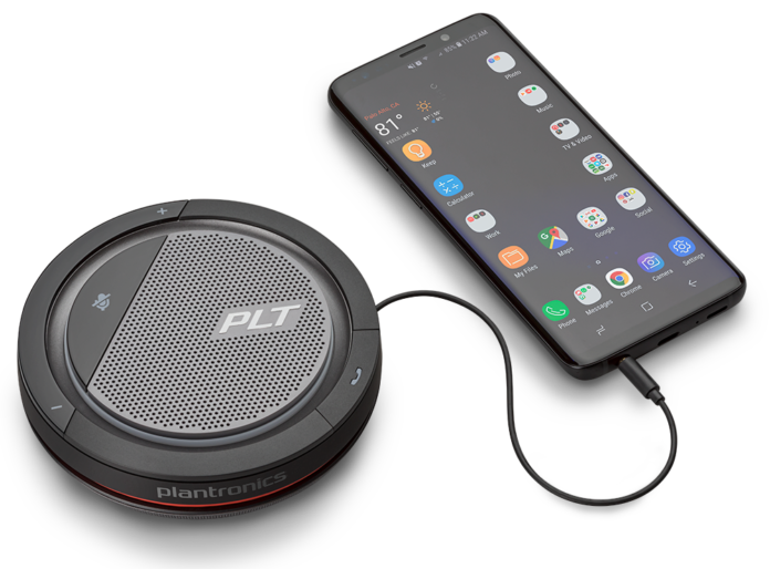 speakerphone Plantronics