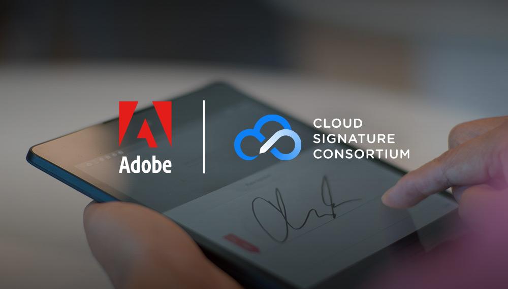 firma digitale Adobe